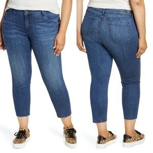 Kut From the Kloth high rise ankle jeans size 14